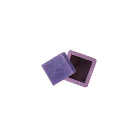 Formy na mýdla nebo čokoládu - hluboký čtverec