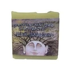 Elixír silného vlasu - tuhý šampon