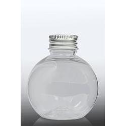 Kugelflasche mit Aluminiumverschluss 150ml
