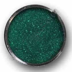 Glitter (třpytky) Aquamarine (modrozelená) č.11447