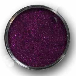 Glitter (třpytky)  fialová č. 11446