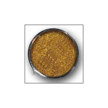 Glitter (třpytky) použití do laku na nehty, zlatá č.11434