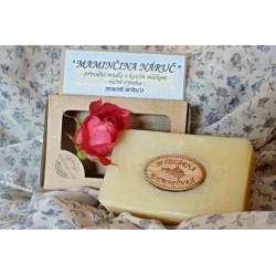 Mýdlo maminčina náruč - kozím mlékem