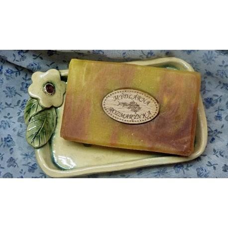 Mýdlo polední žár - BEZ palmového oleje