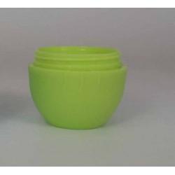MINI kapesní vajíčko na balzámy na rty barva zelená
