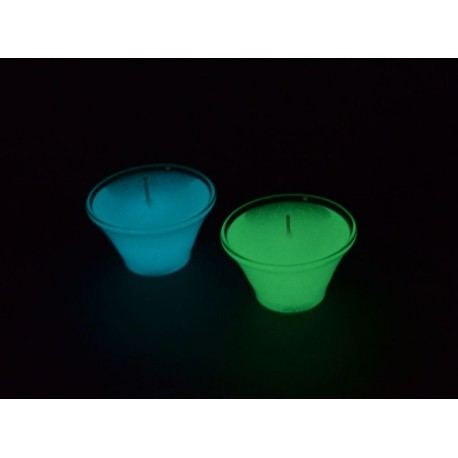 Fotoluminiscenční pigment do svíček nebo mýdlových hmot
