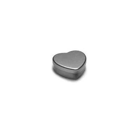 Srdíčko - hliníková miska
