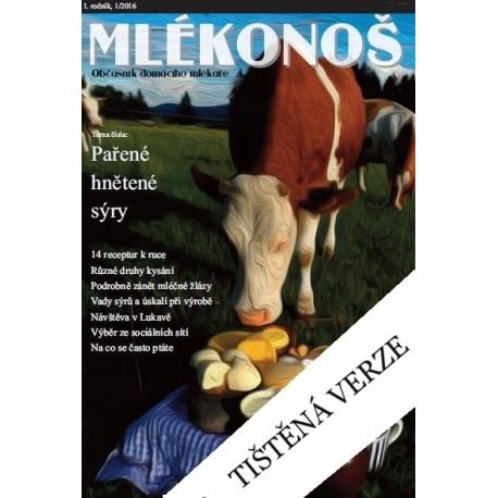 Domácí mlékař - kniha o domácí výrobě sýrů a mléčných produktů