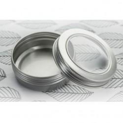 60 ml Aluminiumschale mit Fenstern