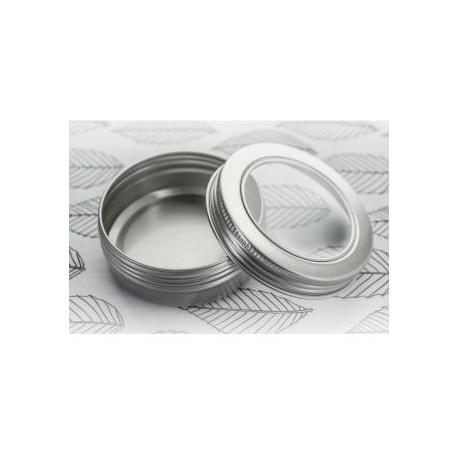 60ml miska hliník s okýnkem
