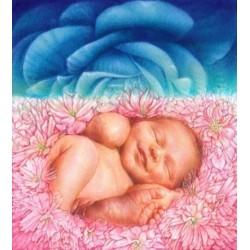 Hlazení duše miminka