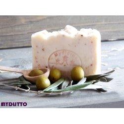 Olivové mýdlo - vařené za tepla