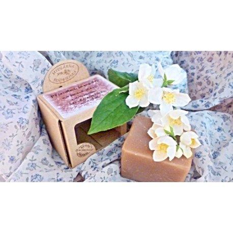 Šampón na MASTNÉ VLASY s přesličkou a mydlicí