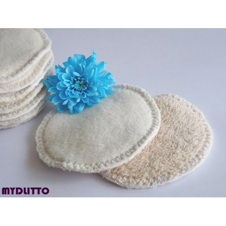 Tampon, 100% Organic bavlna velký, 1kus