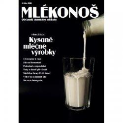 Mlékonoš - časopis pro sýraře