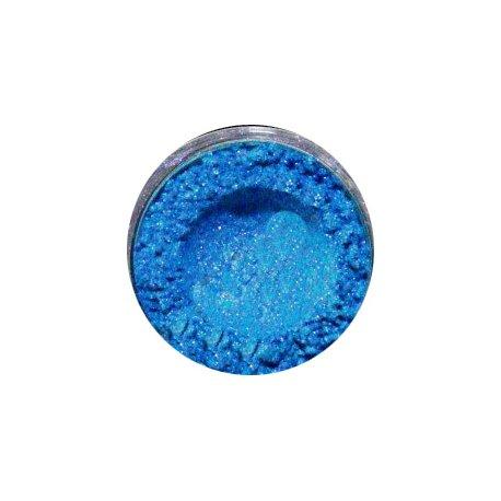 Mica modrá