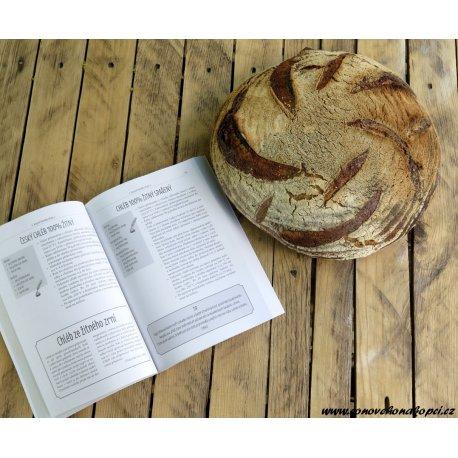 Kniha o pečení - domácí pekař