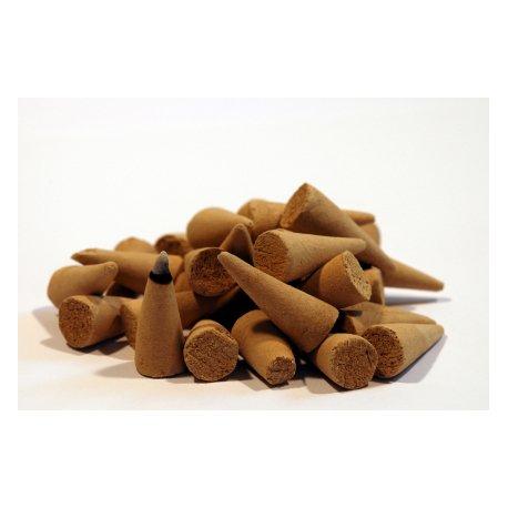 Surové tyčinky pro výrobu vonných tyčinek