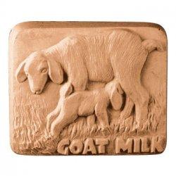 Formy na mýdla nebo čokoládu -  koza