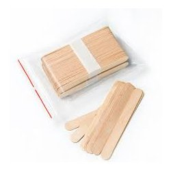 Dřevěná špachtle, 100ks