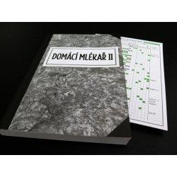 Kniha Domácí mlékař II. díl