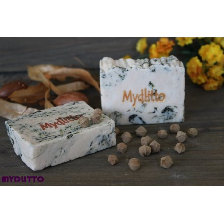 Lindenblüte - heiße gekochte Seife
