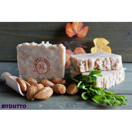 Skořicové mýdlo - vařené za tepla