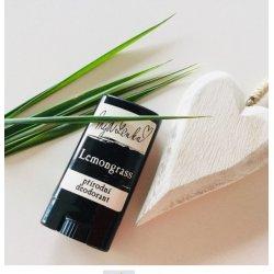 Přírodní deodorant Lemongrass