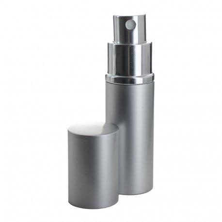 Kovový obal na parfémy
