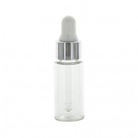 SET lahvička  5 ml, transp + pipeta