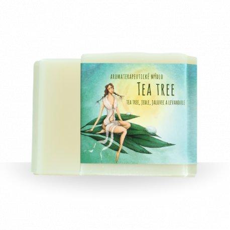 Teebaum - antibakterielle Naturseife