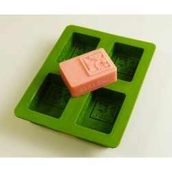 Silikonová forma na čokoládku nebo mýdla - víla