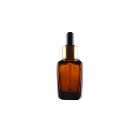 Skleněná lahvička 15ml s pipetou