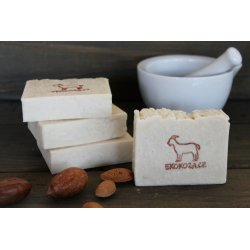 Ekokozí solné KOZÍ mýdlo se sírou - malé, 20g
