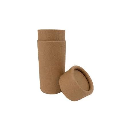 Papierverpackung für Deodorants, einziehbar