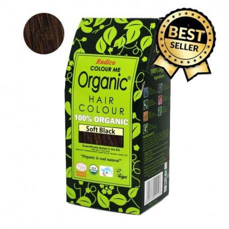 Radico Natürliche Haarfarbe BIO (100 g) - schwarz