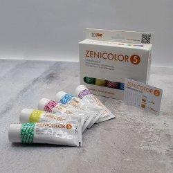 ZENICOLOR 5 - nemigrující barvy do mýdla