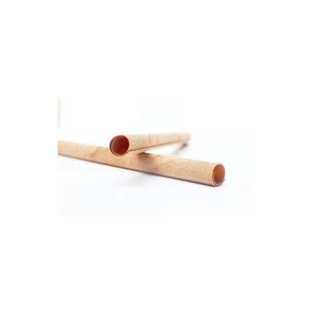 Dřevěný knot, trubička 126mm