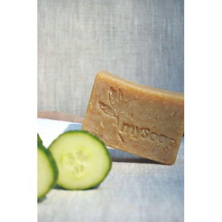 Čokoládové mýdlo s vanilkou 60g