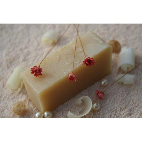 Olivové mýdlo s kozím mlékem pro ekzematiky