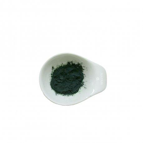 Chlorofylový prášek