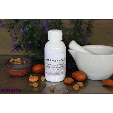 Mandlový šampon s kofeinem