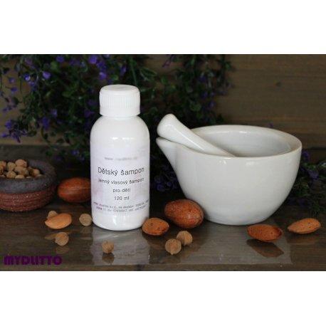 Flüssiges Shampoo mit marokkanischem Ton