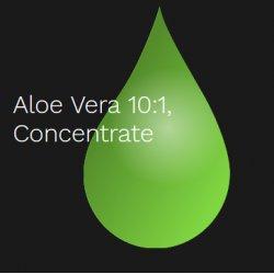 Aloe Vera 10-1 koncentrát