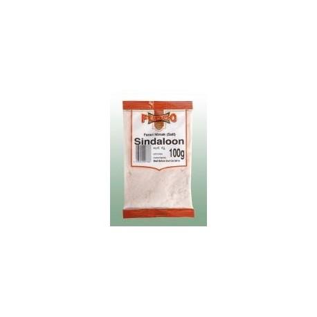Sůl SINDALOON - k detoxikaci organismu 100g