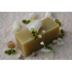 Olivenseife mit Ziegenmilch