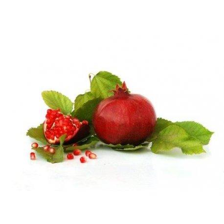 Granátové jablko a zelený čaj