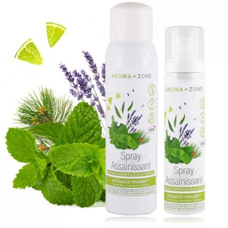Čistící vonný sprej s 21 organickými a divokými éterickými oleji