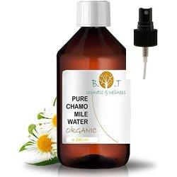 Kamillenblütenwasser mit Spray, Bio