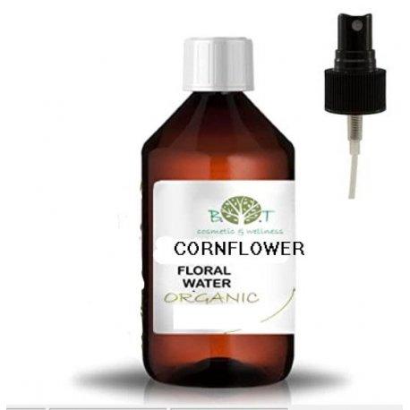 Chrpová květová voda s rozprašovačem, organic
